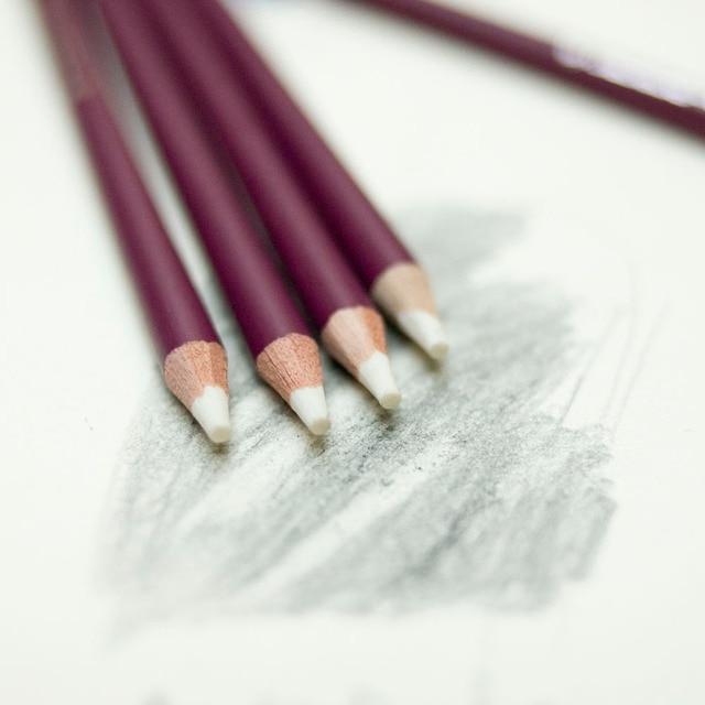 AryaArte 3 teile/los Stift Stil Radiergummi Überarbeiten Details Highlight ModelingPencil Gummi Für Design Zeichnung Manga Kunst Liefert