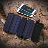 ALLPOWERS Newest Solar Mobile Phone Charger 6W Solar Panels Phone Charger For IPhone 4s 5 5s
