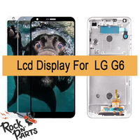 5.7 inch For LG G6 LCD Screen H870 LCD Display Touch Screen Digitizer Replacements Display For LG G6 LCD Parts For LG G6 Screen