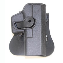 Glock Holster Tactical IMI Gun Right Hand Waist Paddle Belt Pistol GLOCK 17 19 Case Accessories