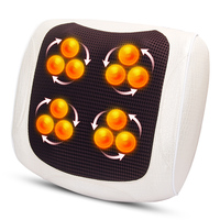 Le Kangkang Massage Cushion Multi Functional Cervical Massage Neck And Back Back Cushion Home Electric Massage