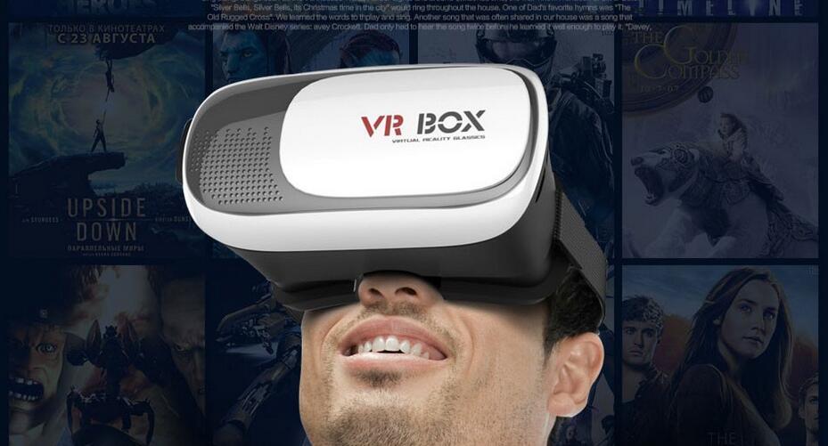 <font><b>2016</b></font> <font><b>NEW</b></font> ARRIVE <font><b>Professional</b></font> <font><b>VR</b></font> <font><b>BOX</b></font> <font><b>II</b></font> <font><b>2</b></font> 3D Glasses Xiaozhai VRBOX Upgraded Version Virtual Reality 3D Video Glasses