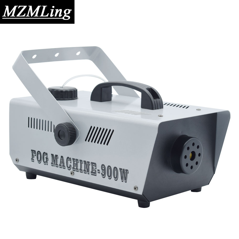 900w 1L Fog Machine Remote/Wire Control Fogger Smoke Machine DJ /Bar /Party /Show /Stage Machine 1500w mist haze machine 3 5l fog machine dmx512 smoke machine dj bar party show stage light led stage machine fogger