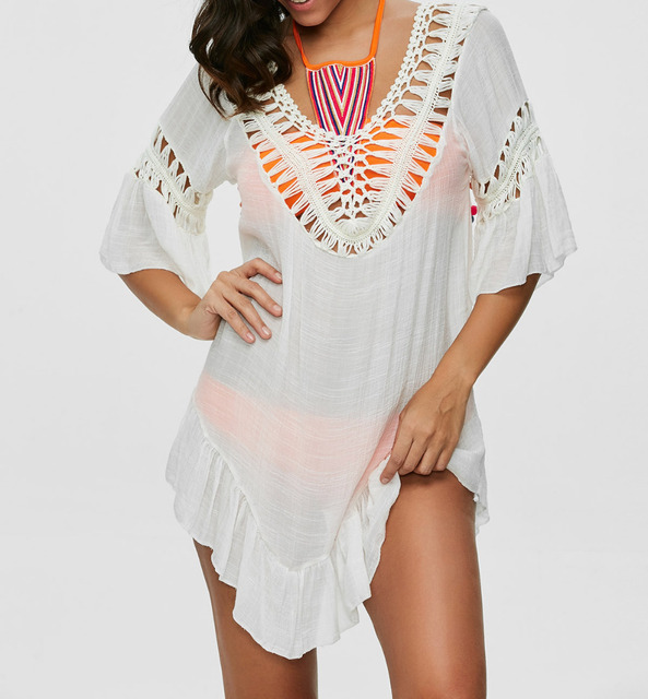 Backless Cover Up