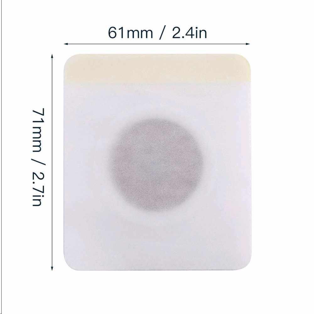 1 Pc 痩身へそパッチ磁気腹部痩身パッチ体重脂肪失うデトックス睡眠を促進健康ツールキット