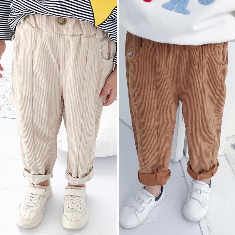 Свободные штаны для девочек и мальчиков, на весну/Осень/зиму/лето, удобная Милая одежда для малышей, детская одежда, новинка 2018
