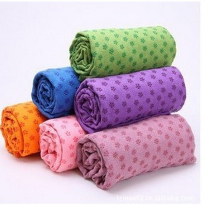 Zipsoft Yoga Mat Cover Towel 71inch*24inch Sports Towels