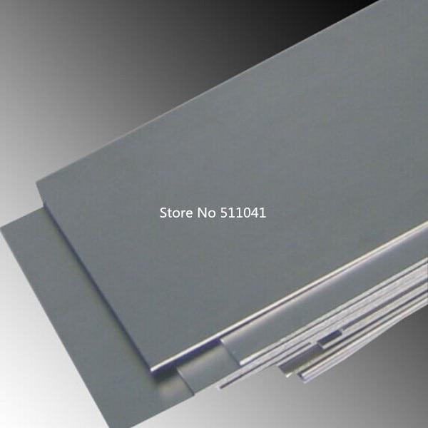Titanium alloy metal plate grade5 gr.5 Gr5 Titanium sheet size 10*280*390 wholesale price ,Paypal ok,free shipping 2pcs titanium alloy metal plate grade5 gr 5 gr5 titanium sheet 10mm thickness