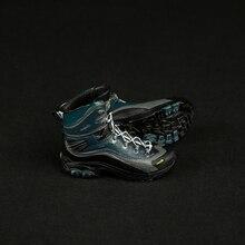 Female Action  Figure Shoes 1/6 Model Combat Boots Full Inside figure Accessory цены онлайн