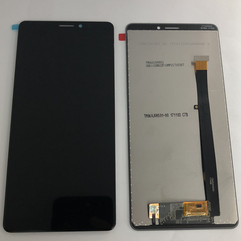 US $24 88  For Gionee M7 Power LCD Display Touch Screen Digitizer Assembly  Replacement For GIONEE GN5007 Mobile Phone Screen-in Mobile Phone LCD