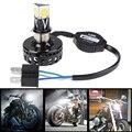 H4 H6 BA20D LED Motorcycle Headlight Bulb Hi/Lo Beam Fog Light Lamp 2000LM Blubs For Harley Yamaha Honda Suzuki Kawasaki Ducati
