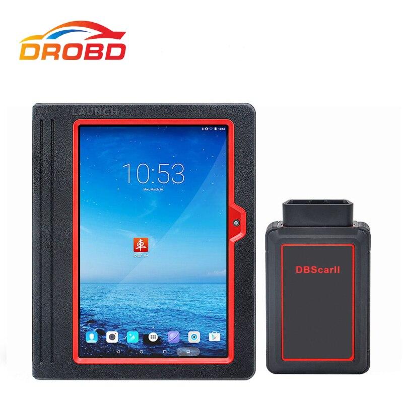 Original LAUNCH Tablet PC Diagnostic Tool X431 V+ X-431 V+ X431 WiFi/Bluetooth Diagnostic Scanner Diagnostic-Tool