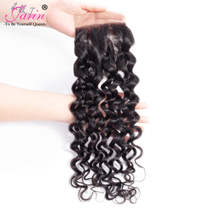 Image 5 - Jarin Loose Deep Wave Bundles With Closure Brazilian Human Hair Weave 3 Bundles With Closure Remy Hair Extension Free Shipping
