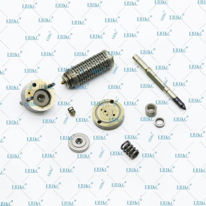 ERIKC Piezo Injecteur Valve Pièces De Rechange F00GX17004 Pour 0445115/116/117 injecteurs