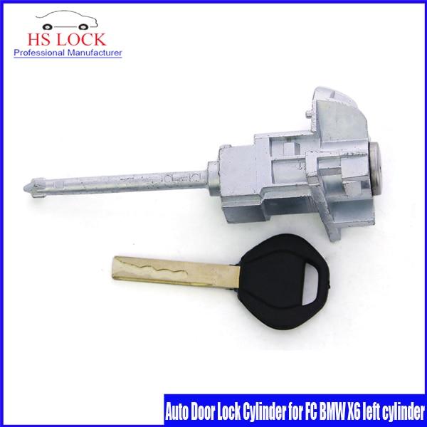 Auto /Car Practice Lock Cylinder With Car Key Locksmith Tools Training FC bmw X6 left door cylinder  цены
