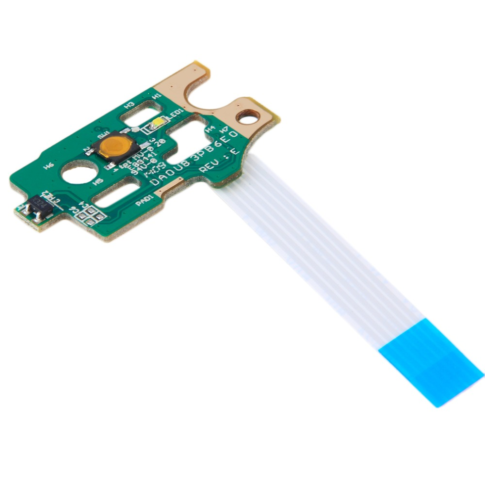 New hot Replacement Power Button Board with Ribbon For HP Pavilion 15-N Series free shiping Drop Shipping eglo настольная лампа eglo carlton 2 95789