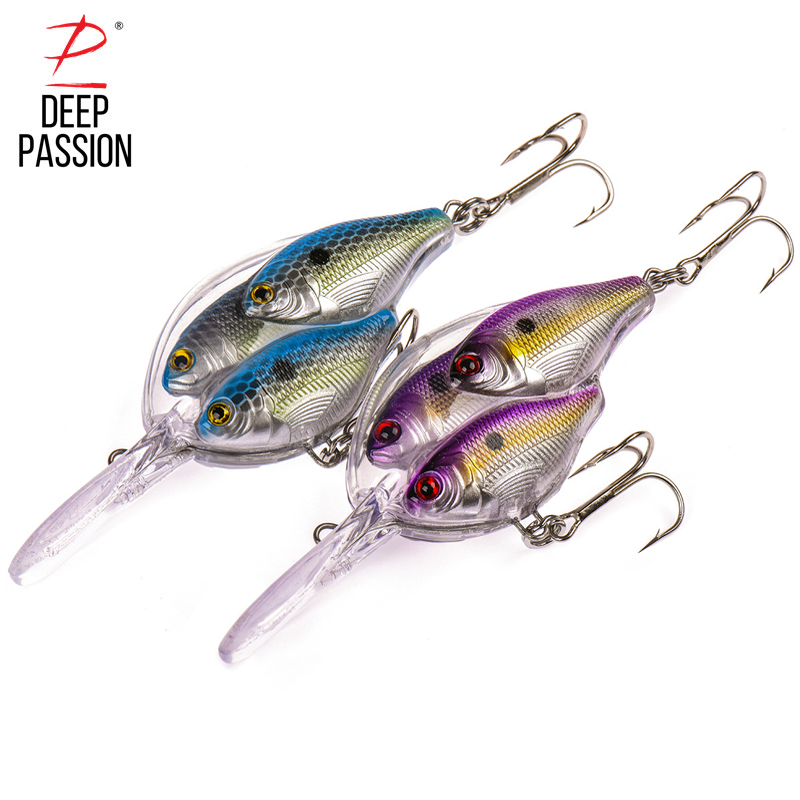 Fishing Popper Lure Fat Fishing Hard Popper Lure Minnow Crankbaits Integrated Bait Artificial Bait Fishing Gear Lures