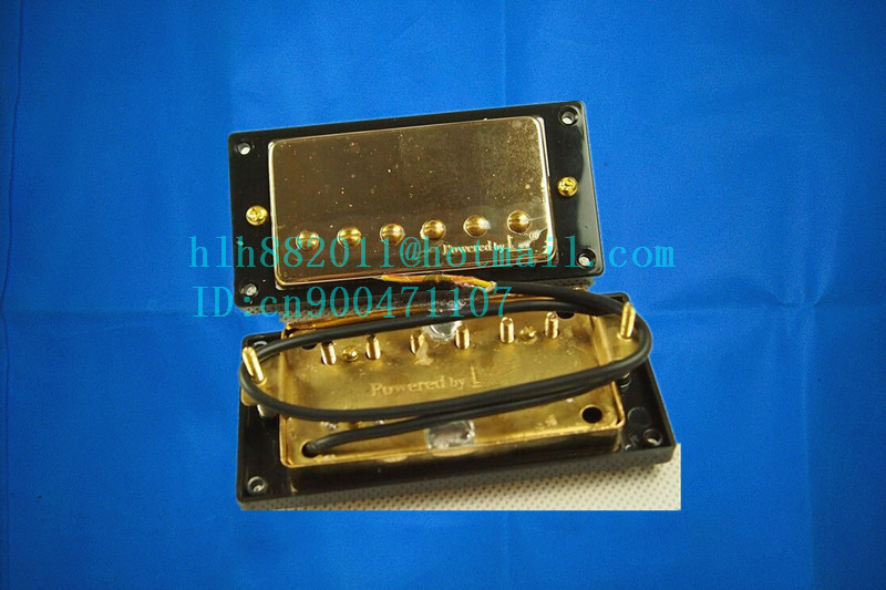free shipping new  electric guitar pickup in gold made in South Korea  LA-8278-1 free shipping new lp electric guitar pickup in gold made in south korea wk 05