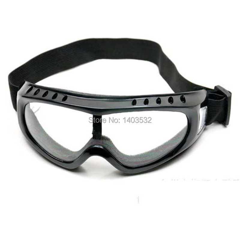 Safety Goggles Mountaineering glasses Outdoor Shotting CS wind proof glasses Motorcycle Bicycle Wind proof HD glasses bicycle explosion proof glasses outdoor sun glasses yellow black