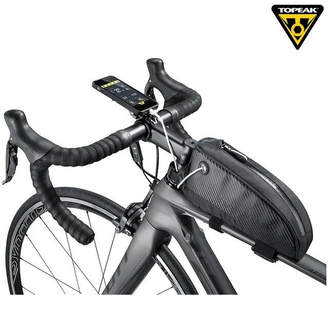 49ca32876b Topeak réservoir de carburant vélo Top Tube sac route vélo sangle monté sac  à main vtt