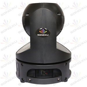 Image 3 - SONGXU LED 移動ヘッドビーム 60 ワット RGBW カラフルな 60 ワットビーム移動ヘッド dmx dj 照明パーティーイベント /SX MH60C