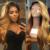 7A Completa Pelucas Del Pelo Humano para Las Mujeres Negras Glueless Pelucas del cordón Brasileño Virginal Del Pelo Ombre Color Del Frente Del Cordón Del Pelo Humano