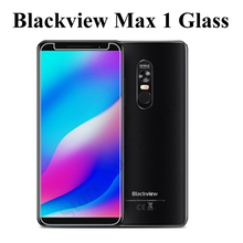 Explosion-proof Tempered Glass For Blackview Max 1 Screen Protector 2.5D Protective Glass Film For Blackview Max 1 6.0″