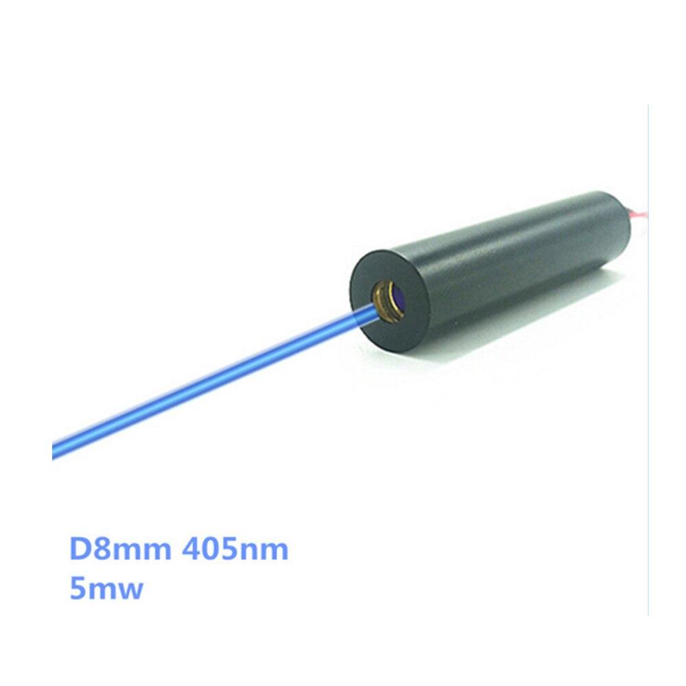 850nm50mw Semiconductor Laser Gekoppelt Faser Infrarot Laser Modul FC Stecker Core 200um