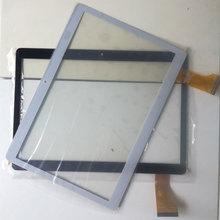 100% Garantía de Negro Y Color Para Digma Plane 9505 3G ps9034mg Whiite Touch Digitalizador de Pantalla de Alta Calidad Libre Del Envío
