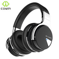 Cowin E 7 Soft Bluetooth Headphones Stereo With Mic Wireless Headset Earphone For Phone PC Computer