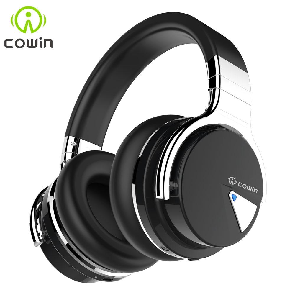 Wireless headphones bluetooth cowin e8 - wireless headphones bluetooth with speaker