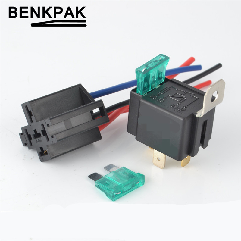 Aliexpress Com   Buy 30a Dc12v Pre Wired 4 Pin Relay