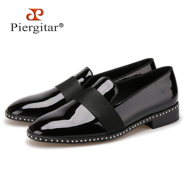 Marque Hommes Noir Chaussures en cuir véritable Tassel style britannique de mariée et banquet hommes Mocassins C0d0D9g