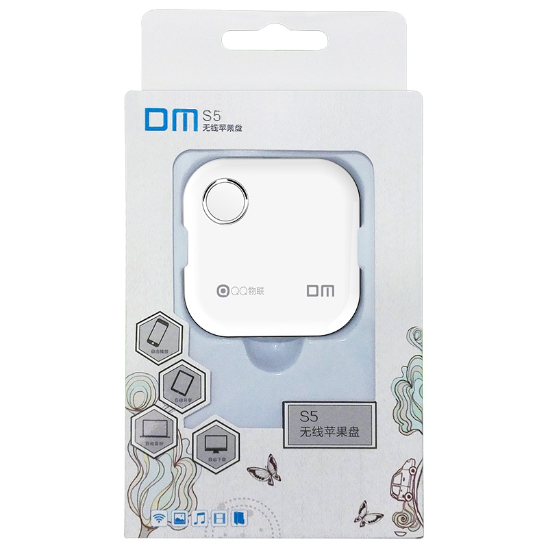 DM WFD025 clés USB sans fil 64 GB 128 GB pour iPhone/Android/PC lecteur de stylo intelligent mémoire clé Usb multijoueur avec partage - 4