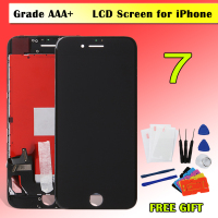 Black White OEM Grade AAA Quality Replacement LCD Display For Apple IPhone 7 LCD Touch Screen