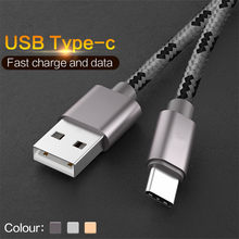 USB Type C Fast Charging Micro Cable Type-c 3.1 Data Cord Phone Charger for Samsung S9 S8 Note 8 Xiaomi Huawei for IPhone X 8 7(China)