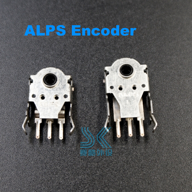 Original ALPS Mouse Encoder 11mm High Accurate ALPS 9mm For RAW G403 G603 G703 Solve The Roller Wheel Problem Accessoires 2PCS
