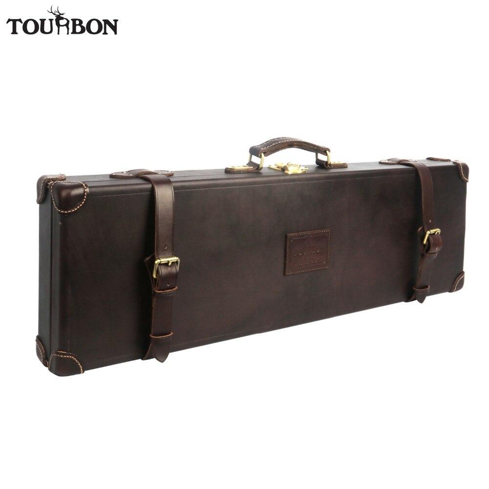 Tourbon Rifle-Carrier Gun-Accessories Hunting-Gun-Case Hard-Shotgun-Storage Universal