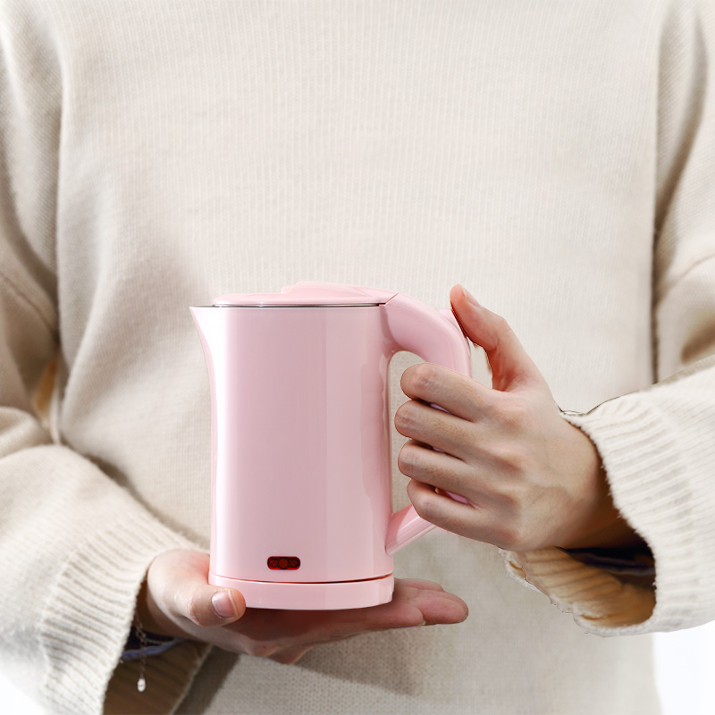 Portable Kettle Small Mini Folding Kettle Travel Electric Kettle Small Capacity Kettle el kettle