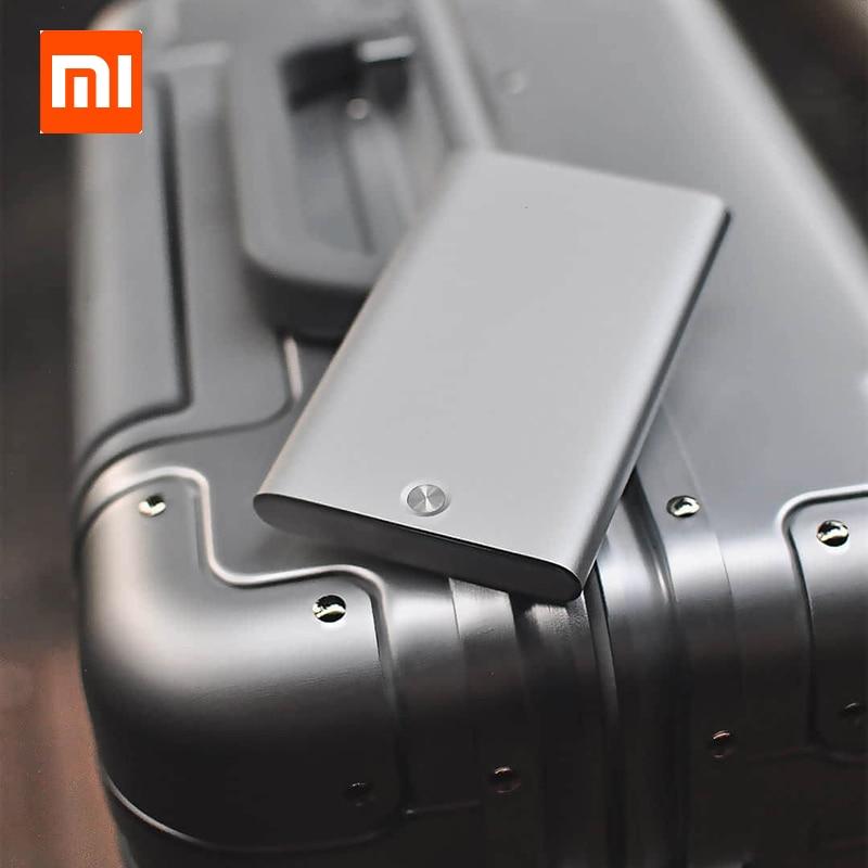 Xiaomi MIIIW tarjeta caso automático Pop de la cubierta de la caja de tarjeta titular Mijia Metal ID portátil banco de almacenamiento de la tarjeta de crédito tarjeta de