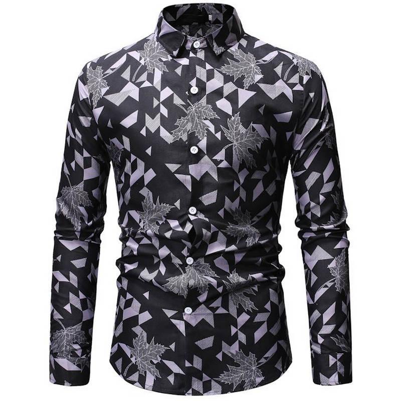 Mutter & Kinder Herren Sommer Strand Hawaiian Shirt 2019 Marke Lange Hülse Plus Floral Shirts Europäischen Größe M-3xl 26 Farbe Männer Kleidung Camisas Babykleidung Jungen