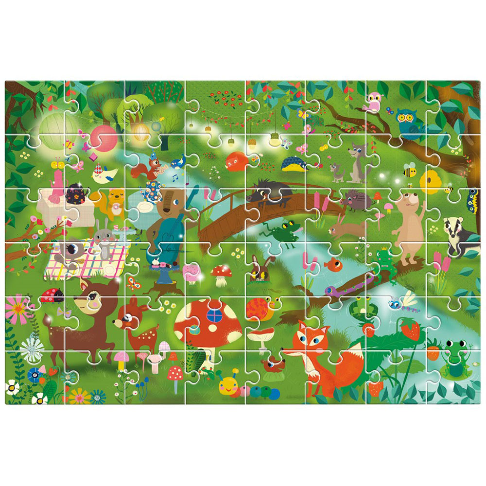 Puzzles LUDATTICA 58280 play children educational busy board toys for boys girls lace maze ludattica паззл с 3d фигурами ралли гран при