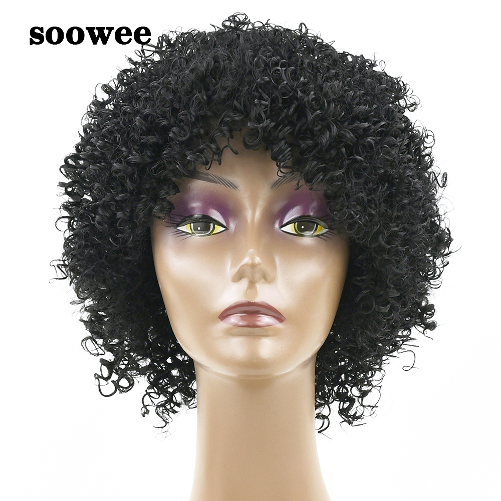 Best Wig Types Afro Wig Styles Wig Types