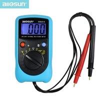 Todo o sol em3610 bateria medidor de resistência interna tensão da bateria coeficiente de temperatura testador automotivo