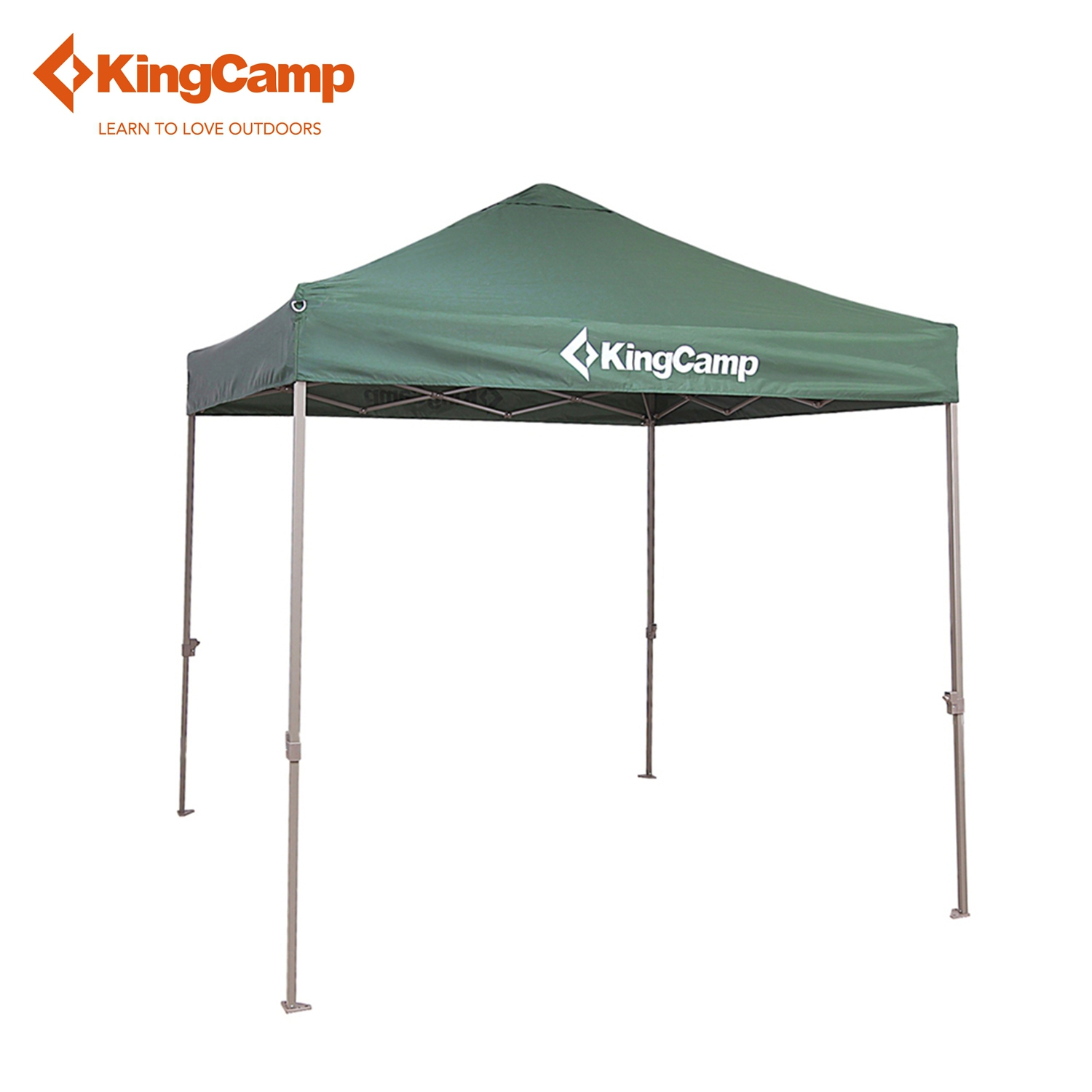 KingCamp Portable Easy Up Sun Shelter Top Grade Outdoor Canopy Tent For  Patio Party Picnic