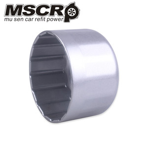 Image 4 - Oil Filter Wrench Engine Tool for BMW Volvo Cartridge Style Filter Housing Caps Non slip Internal Diameter 86mm 16 Fluters