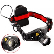 High Quality Headlight 4 Modes outdoors Headlamp head light lamp Torch Spotlight Lanterna For Hunting Cycling Headlamp for 3xAAA