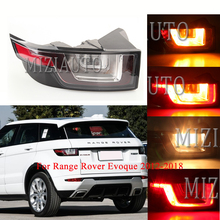 Rear Tail Light For Range Rover Evoque 2012-2018 Bumper Car LED Brake Stop Lamp Taillights Left Right Side