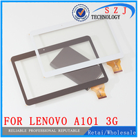 Original 10.1'' inch Touch Screen Digitizer For Lenovo S6000 A101 3G Quad core Tablet MTK6582 Glass Sensor Free Shipping 10pcs