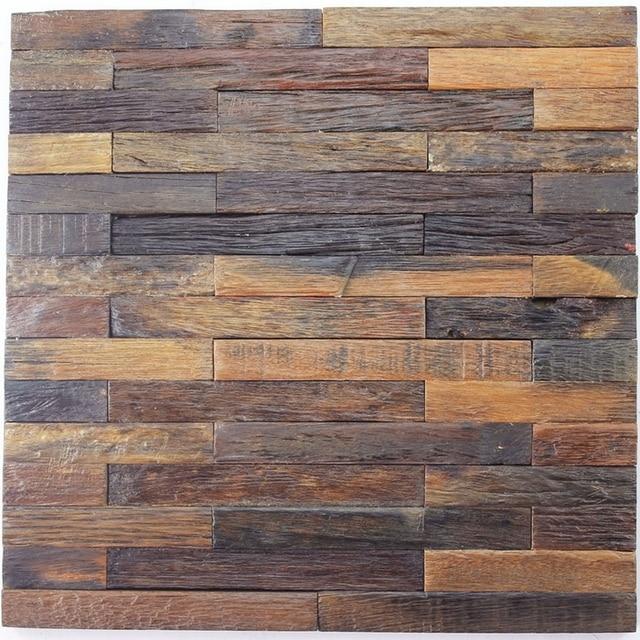 metro patrn antiguo barco de madera mosaico textura de madera rstica pared decorativo de pared - Madera Rustica